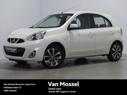 Nissan Micra Connect Edition 1.2i